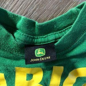 John Deere Shirts & Tops - John Deere Tractor t-shirt size 4
